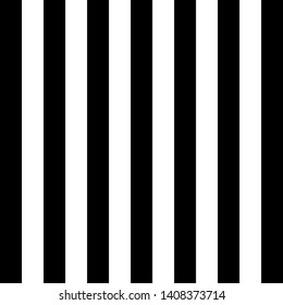 black and white stripes pattern classic background vector