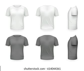 Tshirt Front And Back Images Stock Photos Vectors