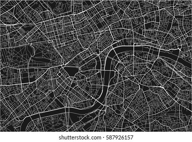 Old City Of London Map Stock Vectors Images Vector Art Shutterstock
