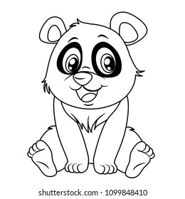 1000+ Panda Coloring Pages Stock Images, Photos & Vectors ...