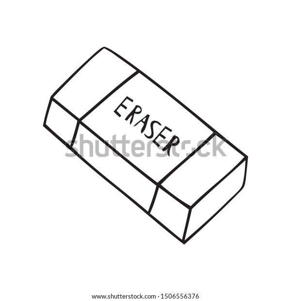 black white vector image eraser band stock vector royalty free 1506556376 https www shutterstock com image vector black white vector image eraser band 1506556376