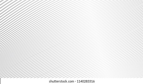 Black and white wave Stripe Background - simple texture for your design. EPS10 vector illustration background