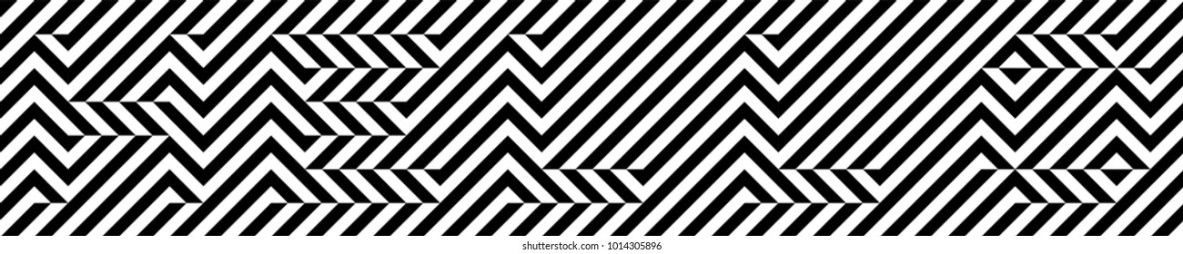 Black and white word HELLO. Optical illusion font. Pixelated font. Hidden, hard to read. Easy to recolor.