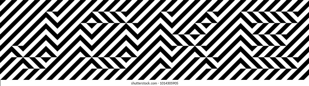 Black and white word JOKE. Optical illusion font. Pixelated font. Hidden, hard to read. Easy to recolor.