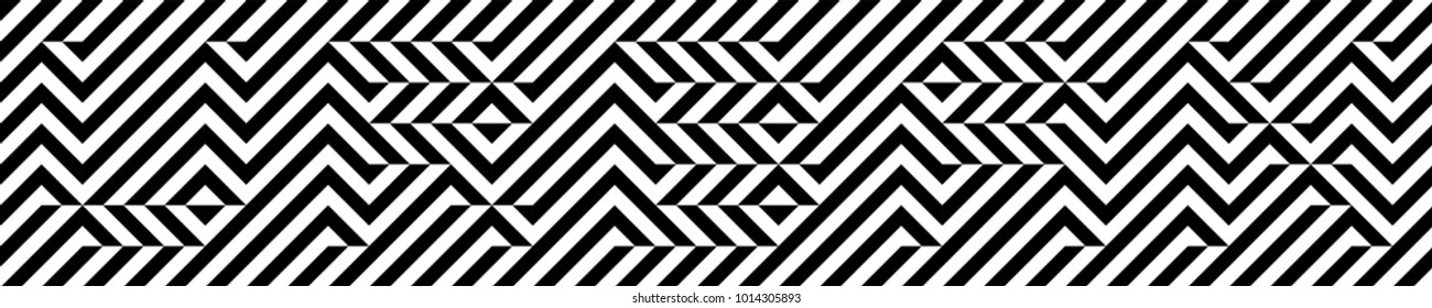 Black and white word URBAN. Optical illusion font. Pixelated font. Hidden, hard to read. Easy to recolor.