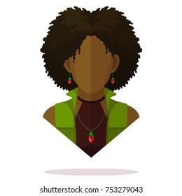 Black Women Avatar