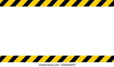 Caution Tape Border Images Stock Photos Vectors Shutterstock