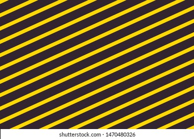Black and yellow stripe pattern background