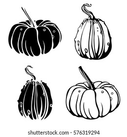 Royalty Free Pumpkin Outline Stock Images Photos Vectors