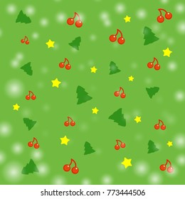 blackground merry christmas happy new year pattren