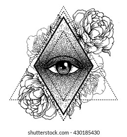 All Seeing Eye Images Stock Photos Vectors Shutterstock
