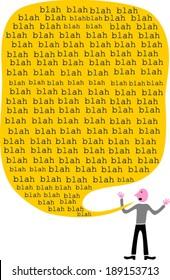 Blah blah Talk