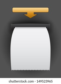 blank atm bill template
