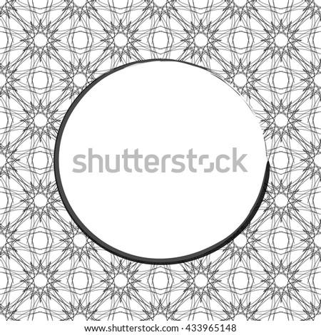 Blank Card Template | Blank Card Template Geometric Seamless Pattern Stock Vector Royalty
