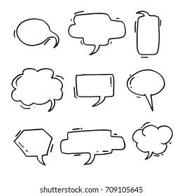 blank cartoon comic bubble, speech bubble,