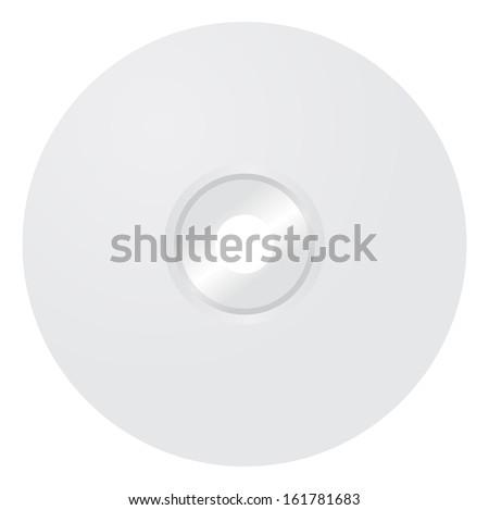 blank cd template stock vector royalty free 161781683 shutterstock