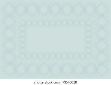 Blank Certificate Background