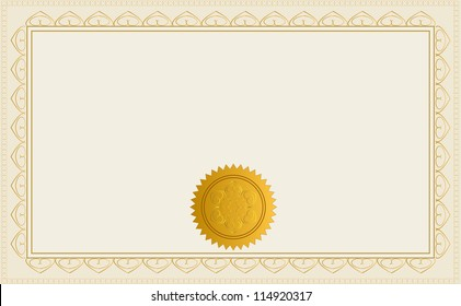 blank certificate images stock photos vectors shutterstock