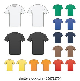 Imágenes Fotos De Stock Y Vectores Sobre Colors T Shirt
