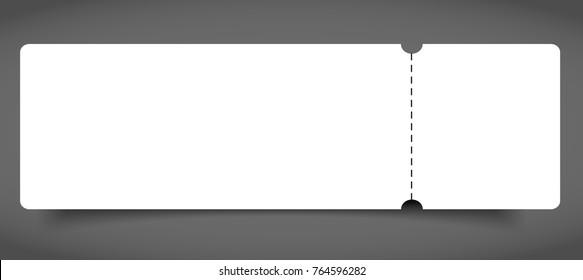 blank ticket images stock photos vectors shutterstock