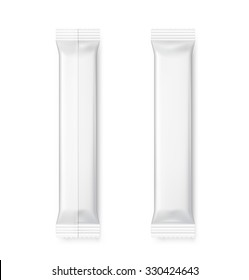 Blank template of packing stick. Vector illustration. It can be used in the adv, promo, packadge, etc.