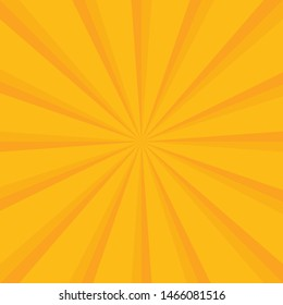 blank text speech - Yellow and Orange Lines graphic effect for comic