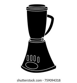 Blender kitchen appliance icon vector illustration graphic design