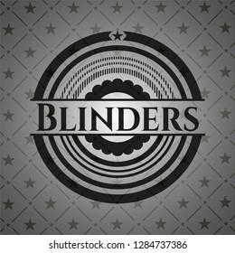 Blinders black emblem
