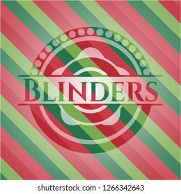 Blinders christmas emblem.