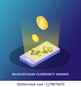 Blockchain currency minig mobile. Bitcoin mining control system through mobile phone