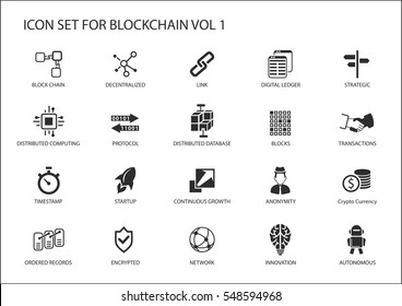 Block Chain Crypto Images, Stock Photos & Vectors | Shutterstock