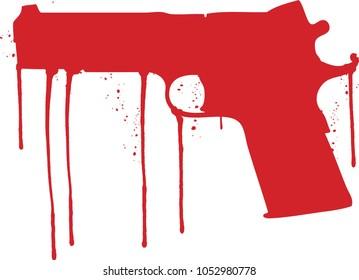 blood gun