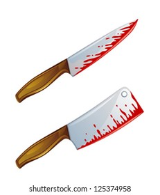 bloody hatchet stock illustrations images vectors shutterstock rh shutterstock com knife with blood clipart