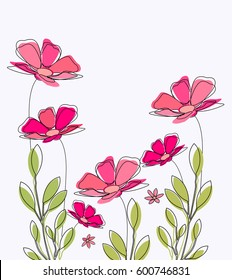 Spring flowers images stock photos vectors shutterstock blooming spring flowers mightylinksfo