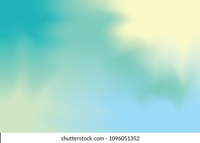 blue abstract multi colour pastel soft brush background, watercolor light green painting art acrylic colorful, wallpaper blue water color fade gradient mixed paint brush, coloured acrylic hue bright