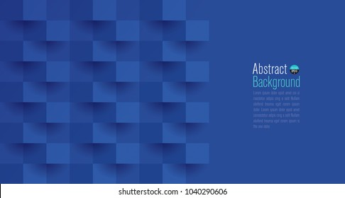Blue abstract texture. Vector background can be used in cover design, book design, poster, cd cover, flyer, website backgrounds or advertising.