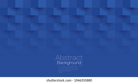Blue abstract texture. Vector background can be used in cover design, book design, poster, cd cover, website backgrounds or advertising.