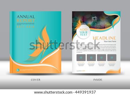 Blue annual report cover template cover stock vector royalty free blue annual report cover template cover design brochure flyer booklet portfolio maxwellsz