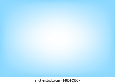 blue background and abstract glow