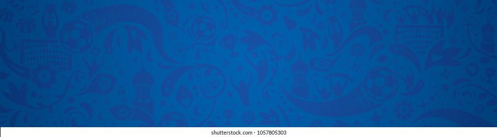 BLUE BACKGROUND BANNER