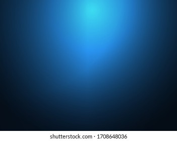 Blue background Vector. Abstract Luxury gradient Blue background. Smooth Dark blue