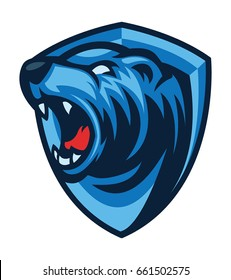 Blue Bear Sport Logo