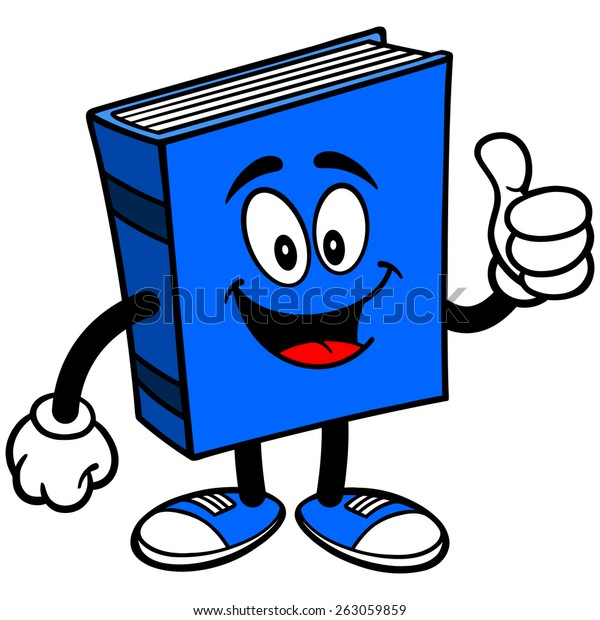 Blue Book Thumbs Stock Vector Royalty Free 263059859 Enjoy your stay and if you like the level of book tumbs. shutterstock