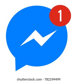 Blue Button chat