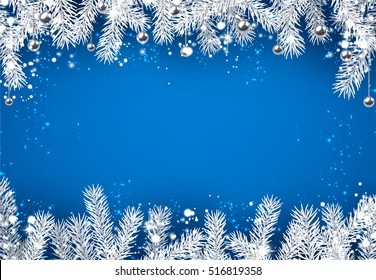 Blue Christmas Background Images, Stock Photos \u0026 Vectors