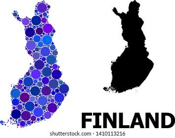 Aiheeseen Kartta Suomi Liittyvia Kuvia Arkistokuvia Ja Vektoreita