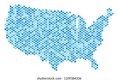 Nw Usa Map.United States Map Vector Usa Map Stock Vector Royalty Free
