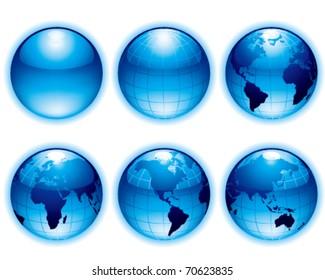 blue earth
