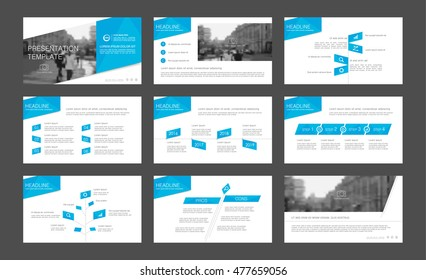 Blue elements for infographics on a white background. Presentation templates. Use in presentation, flyer, corporate report, marketing, advertising, annual report