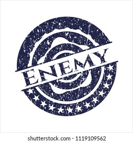 Blue Enemy rubber seal
